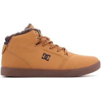 Schoenen Heren Hoge sneakers DC Shoes DC CRISIS WNT ADBS100116 WD4 brown