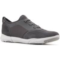 Schoenen Heren Lage sneakers Geox U Nebula SA U825AA 02211 C9002 grey