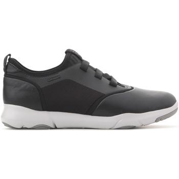 Schoenen Heren Lage sneakers Geox U Nebula S B U825AB 08511 C9999 black