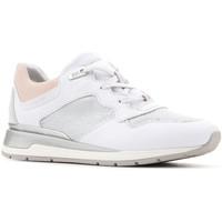 Schoenen Dames Lage sneakers Geox Shahira B D62N1B 085KI C1352 white