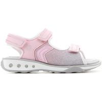 Schoenen Meisjes Sandalen / Open schoenen Geox Jocker J8292C 0AS54 C0550 pink