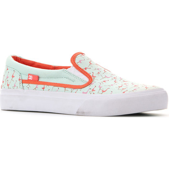 Schoenen Dames Instappers DC Shoes DC Trase ADBS300135 MIB Multicolor