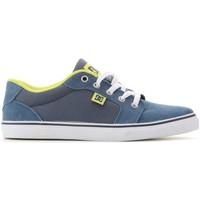 Schoenen Jongens Lage sneakers DC Shoes DC Anvil ADBS300063-NVY navy