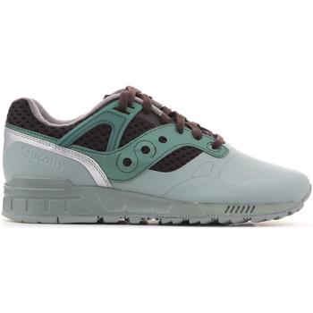 Schoenen Heren Lage sneakers Saucony Grid S70388-2 green