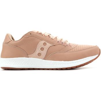 Schoenen Heren Lage sneakers Saucony Freedom Runner S70394-3 beige