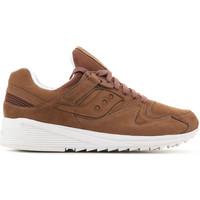 Schoenen Heren Lage sneakers Saucony Grid 8500 HT S70390-2 brown