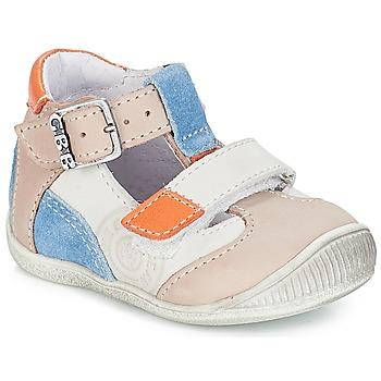 Schoenen Jongens Sandalen / Open schoenen GBB PIERRE Vtc / Grijs-blaus / Dpf / Raiza