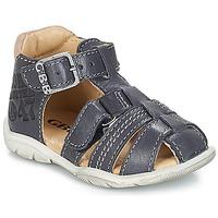 Schoenen Jongens Sandalen / Open schoenen GBB PRIGENT Vte / Marine / Dpf / Filou