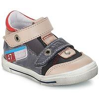 Schoenen Jongens Lage sneakers GBB PEPINO Vte / Gris-jeans / Dpf / Sneeuw