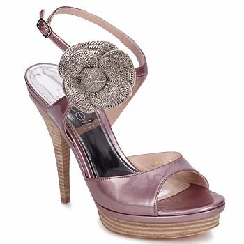 Schoenen Dames Sandalen / Open schoenen Fericelli MINKA Lak / Cipria