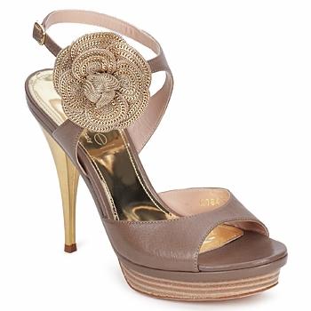 Schoenen Dames Sandalen / Open schoenen Fericelli MINKA Duif