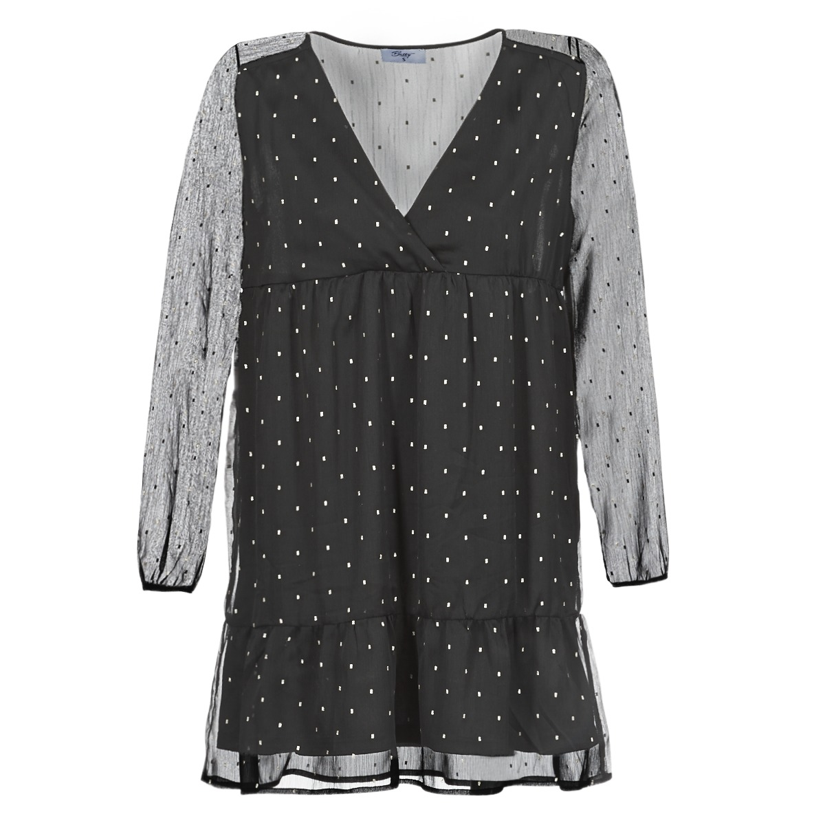 Betty London korte jurk jaseclu zwart
