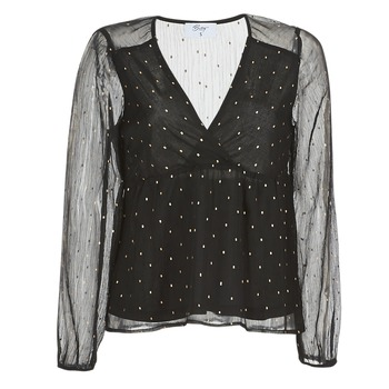 Textiel Dames Tops / Blousjes Betty London JENASQUE Zwart