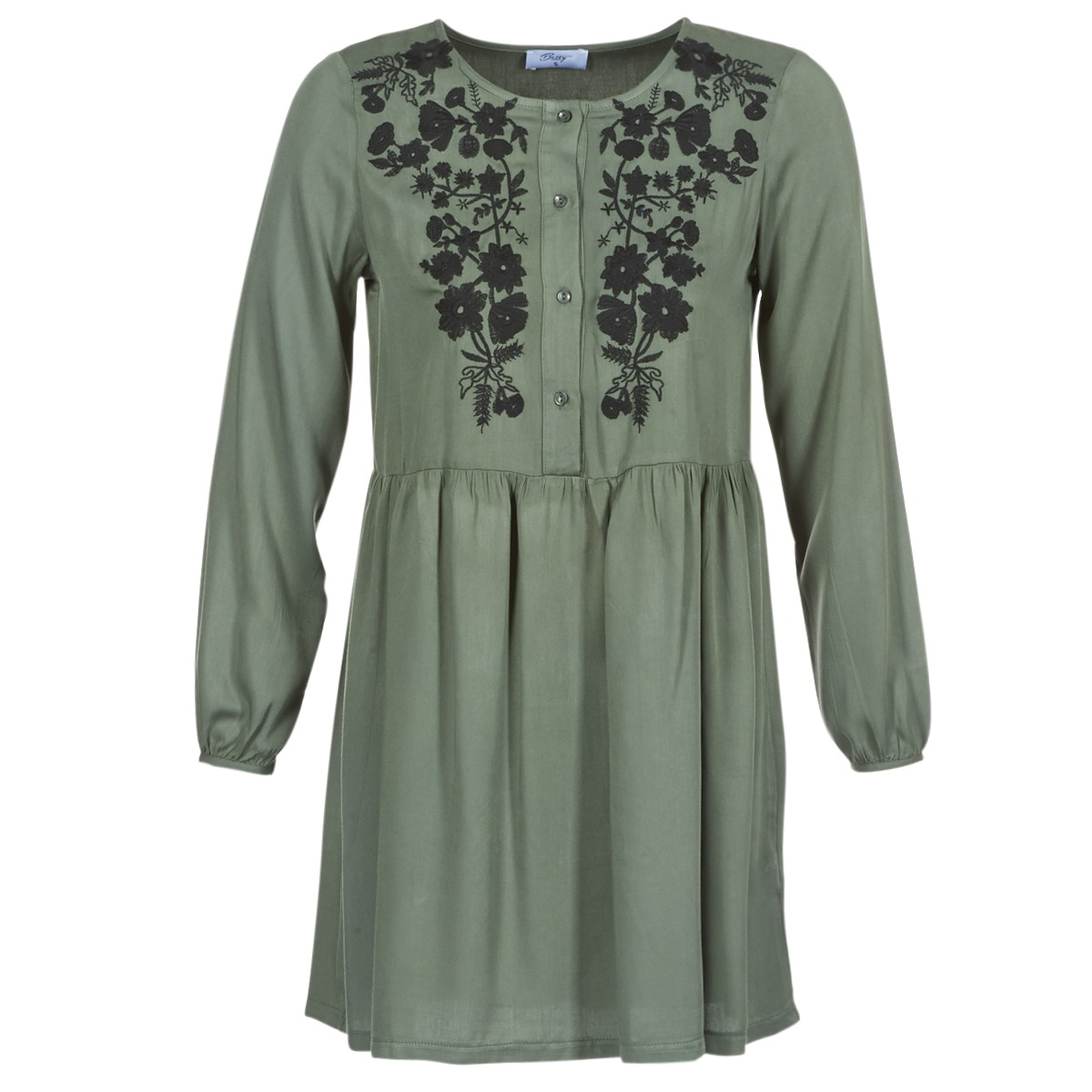 Betty London korte jurk jaraza groen