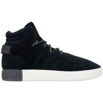 Schoenen Heren Laarzen adidas Originals Tubular Invader Zwart