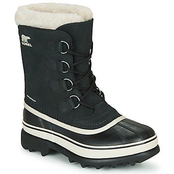 Schoenen Dames Snowboots Sorel CARIBOU Zwart