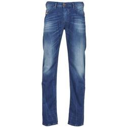 Textiel Heren Skinny jeans Diesel BELTHER Blauw