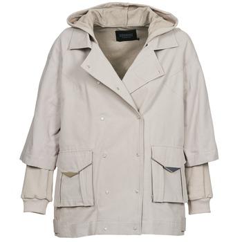 Textiel Dames Wind jackets Eleven Paris NOLINDA Grijs