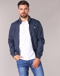 Textiel Heren Wind jackets Schott CABILOTE Marine