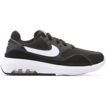 Schoenen Lage sneakers Nike WMNS Air Max Nostalgic 916789 001 black