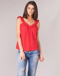 Textiel Dames Tops / Blousjes Betty London KOCLA Rood