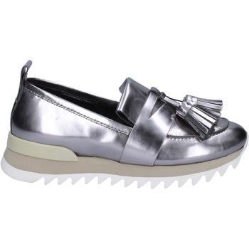 Schoenen Dames Mocassins My Grey Mer BX38 ,