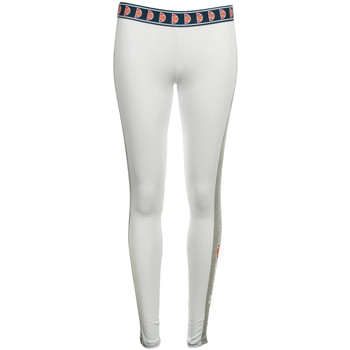 Textiel Dames Leggings Ellesse Femme Legging Blanc Wit