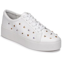 Schoenen Dames Lage sneakers Katy Perry THE DYLAN Wit