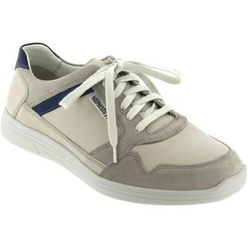 Schoenen Heren Lage sneakers Mephisto Felipe Ecru leer