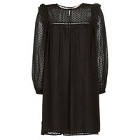 Textiel Dames Korte jurken Moony Mood BREYAT Zwart