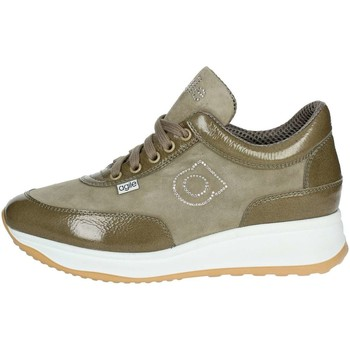 Schoenen Dames Lage sneakers Agile By Ruco Line 1304-52 dove-grey