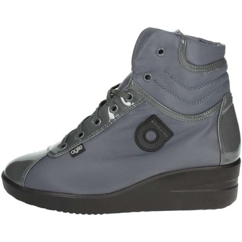 Schoenen Dames Hoge sneakers Agile By Ruco Line 200-54 Charcoal grey