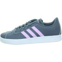 Schoenen Lage sneakers adidas Originals VL Court 20 Grijs