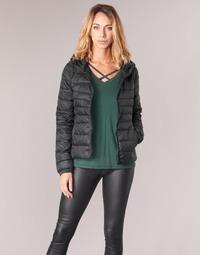 Textiel Dames Dons gevoerde jassen Only ONLTAHOE Zwart