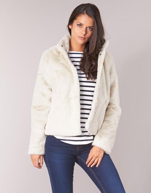 Textiel Dames Wind jackets Only ONLVIDA Beige