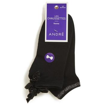 Accessoires Dames Sokken André BOW Zwart