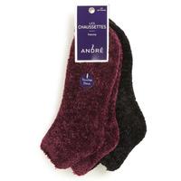 Accessoires Dames Sokken André CHENILLE Multicoloured