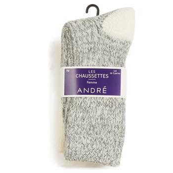 Accessoires Dames Sokken André SNOW Multicoloured