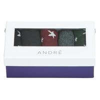 Accessoires Dames Sokken André ESTRELLA Multicoloured