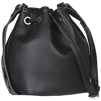 3e5d211d70a Tassen Dames Handtassen lang hengsel André DIADEME Zwart in de uitverkoop