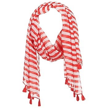 Accessoires Dames Sjaals André DOVA Wit / Rood