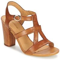 Schoenen Dames Sandalen / Open schoenen Casual Attitude OLILA Bruin
