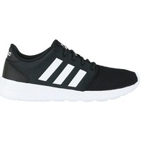 Schoenen Dames Lage sneakers adidas Originals Cloudfoam QT Racer Wit