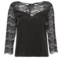 Textiel Dames Tops / Blousjes Betty London JYRIAM Zwart