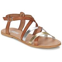 Schoenen Dames Sandalen / Open schoenen So Size AVELA Noisette