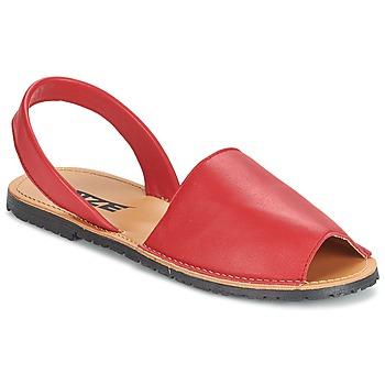Schoenen Dames Sandalen / Open schoenen So Size LOJA Rood