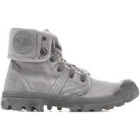 Schoenen Heren Hoge sneakers Palladium Baggy Titanium High Rise 02478-066-M grey