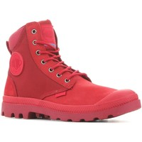 Schoenen Laarzen Palladium Pampa Sport Cuff WPN 73234-653 red