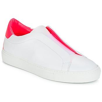 Schoenen Dames Lage sneakers KLOM KISS Wit / Roze