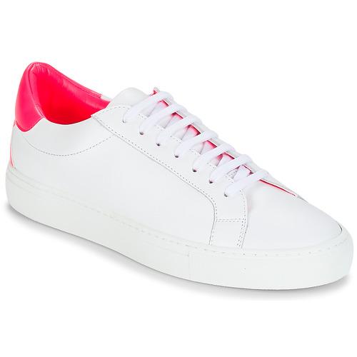 Schoenen Dames Lage sneakers KLOM KEEP Wit / Roze